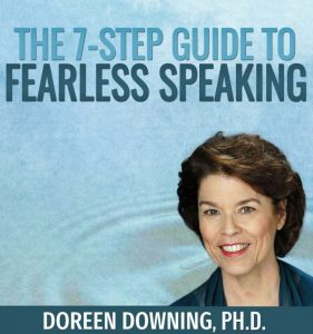 7 STEP GUIDE TO FEARLESS SPEAKING
