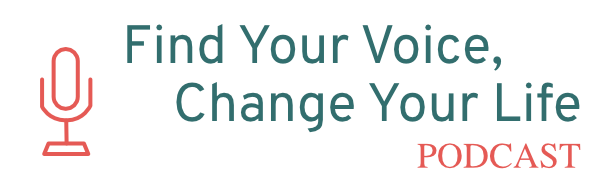 find your voice logo